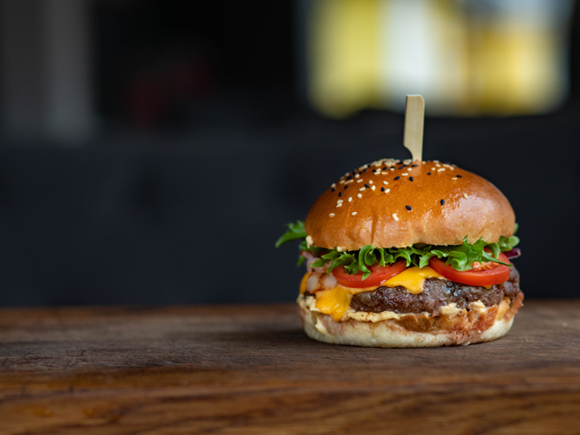Experiential dining: Fancy burgers – muy hamburgers