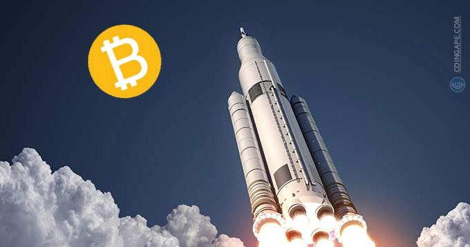 Bitcoin Price Pushes Out Of Consolidation-One Bitcoin – sol goldman investments llc